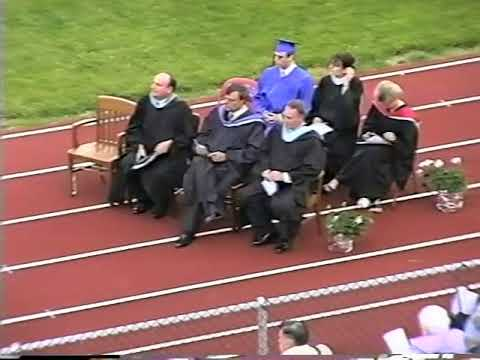 2008 Piqua High School Graduation Ceremony