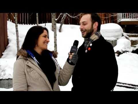 """Sundance 2011 - Justin Lachance, Editor of """"The Hi..."""