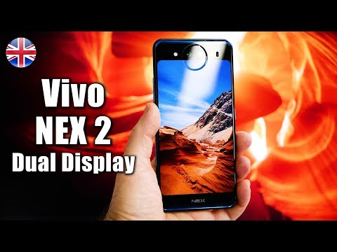 Vivo NEX 2 Dual Screen Preview | 2 displays, yay or nay?