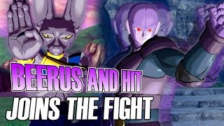NEW CHARACTER ROSTER LEAK! Hit & Beerus Join The Fight! Dragon Ball FighterZ