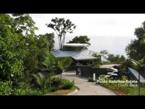 Luxury Exclusive Vacation Villa Rental Costa Rica Punta Gabriela