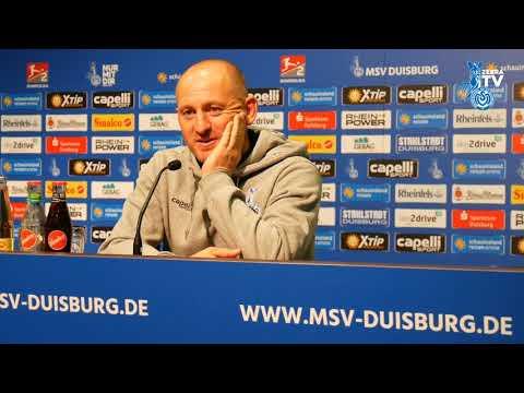 10. Spieltag // MSV - FC St. Pauli // Stimmen