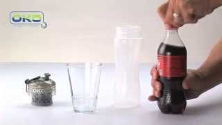 Water Bottle Of The Future. Nasa Space Technology.. cnoko.com