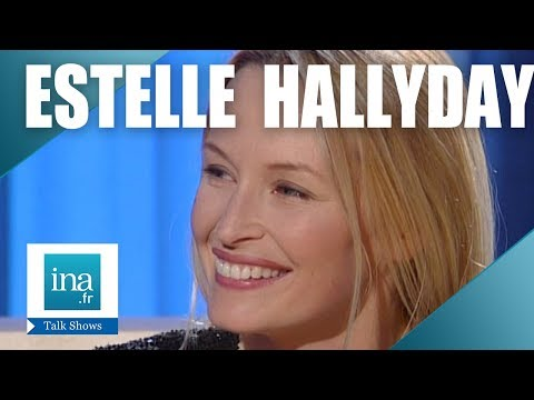 Hyperview : Estelle Hallyday - Archive INA