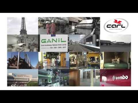 CARL Software, éditeur GMAO n°1 en France, en 7 mn