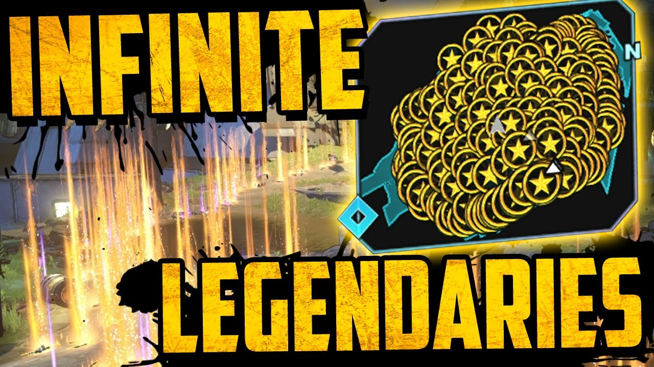 INFINITE LEGENDARIES GLITCH - Best Farm EVER - Fast & Easy Guide - Borderlands 3 thumbnail