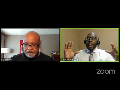 How to become a boss in real estate-  Andre C. Hatchett