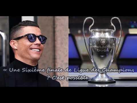 Juventus : Cristiano Ronaldo veut remporter sa sixième ligue des champions