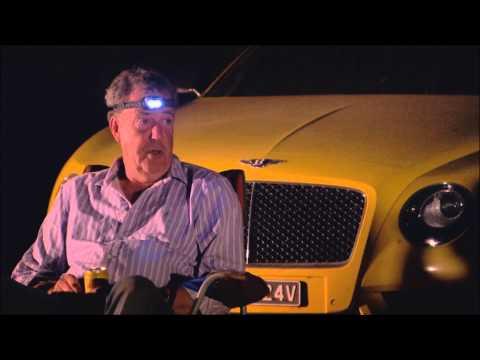 Top Gear Australian Roadtrip - Camp