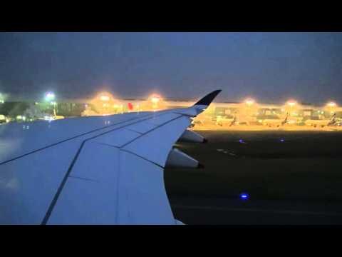 Singapore Airlines Airbus A350 - First in Fleet