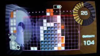 Lumines II - 219 Blocks in 60 seconds