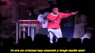 2pac out on bail  94 source awards subtitulos español.