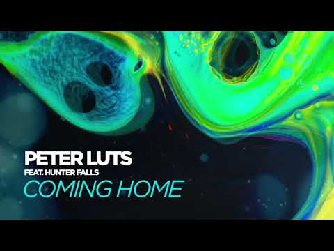 Peter Luts feat. Hunter Falls - Coming Home