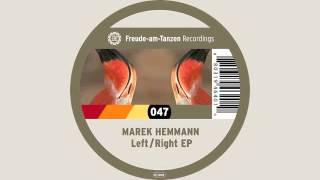 Marek Hemmann - Left (feat. Fabian Reichelt)