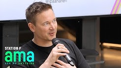 Ask Me Anything with Ilkka Paananen, Co-Founder & CEO of Supercell