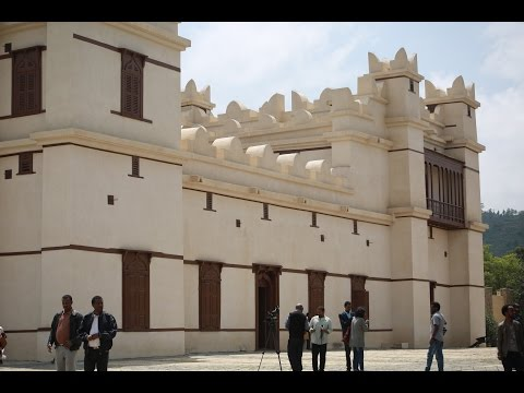 The National Palace of Emperor Yohannes IV Reopens for the Public