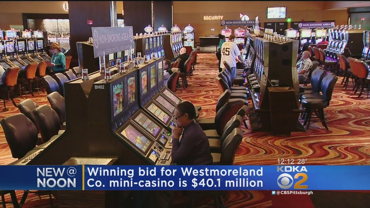 Firm Wins Right To Build Mini-Casino In Westmoreland County
