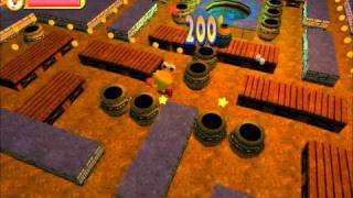 Pac-Man Adventures in Time (PC) Part 2: Egyptians and Dinosaurs