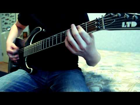 Nightwish - Bless the Child Guitar Cover