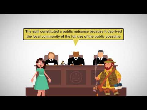 Tort Law: The Rules of Public Nuisance