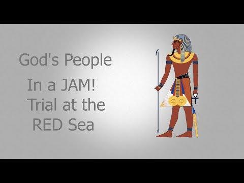 Trial at the Red Sea - Exodus 14 - Pastor Joe Focht