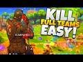 Download How to RUSH ENEMIES & KILL EVERYONE in Fortnite - Tips & Tricks [Fortnite: Battle Royale] Gameplay