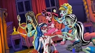 "Monster High - Temporada 4 - Español Latino ""Episodios Completos"""