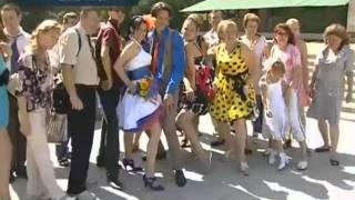 Стильная свадьба в Славяснке.mp4