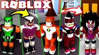 ROBLOX BEN 10 ! A EVOLU'O DO RATH SUPREMO E ULTIMATE - BEN 10 FIGHTING GAMES