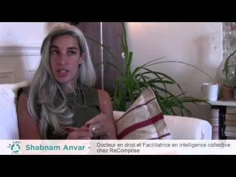 Interview de Shabnam Anvar, facilitatrice en inteligence collective
