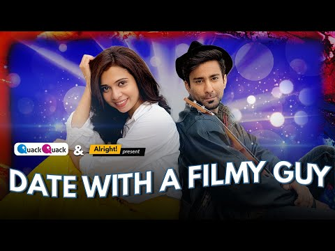 Alright! Date With A Filmy Guy Ft. Ambrish Verma & Shreya Gupto
