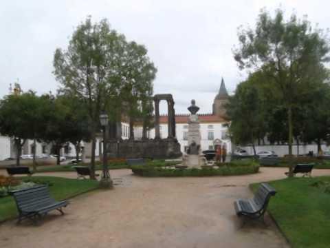 Roman Temple of Evora