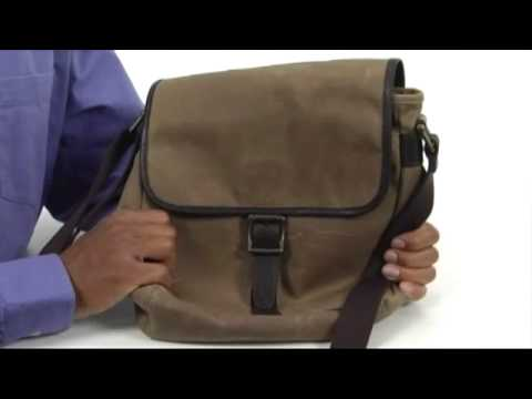 0daf282f3 Fossil Estate N/S City Bag SKU:#8098421. - YouTube