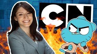 Es Christina Miller REALMENTE la Matanza de Cartoon Network?