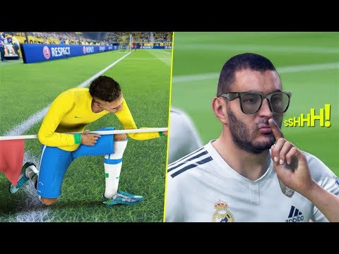 FIFA 19 TOP 20 ANNOYING CELEBRATIONS!