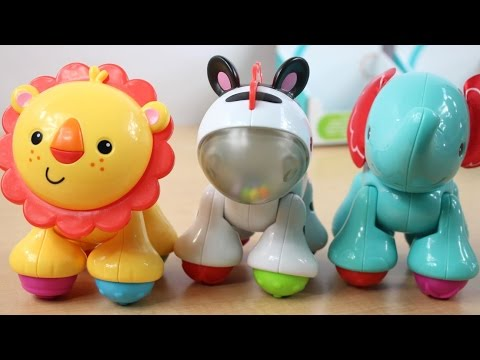 Fisher-Price - Cliker Pal - Animal Friends Collection