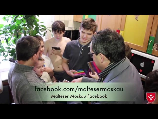 Визиты на дом/Hausbesuch - Malteser Moscow