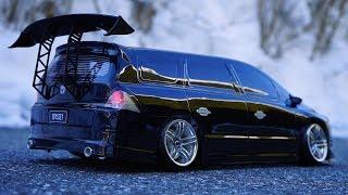 Honda Odyssey Project | RC Drifting