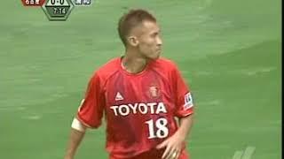 2004年 1stステージ 第12節 名古屋vs浦和(豊田ス)フルタイム