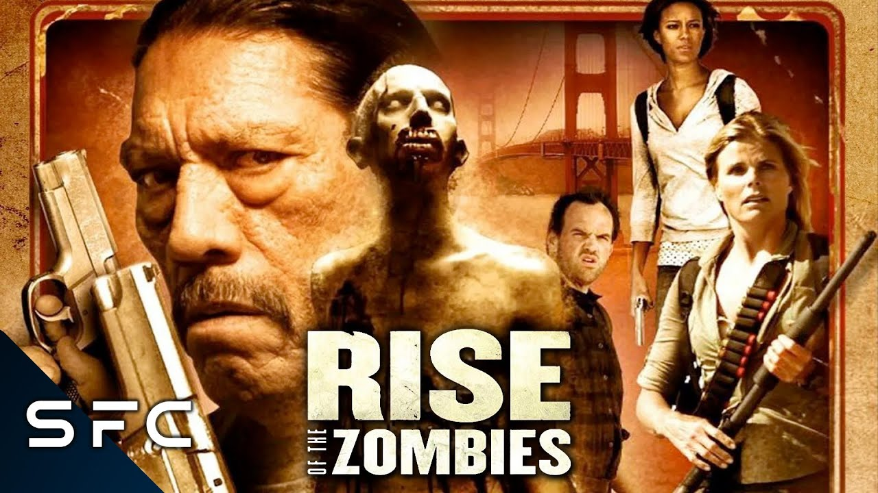 Rise Of The Zombies | Full Zombie Sci-Fi Movie
