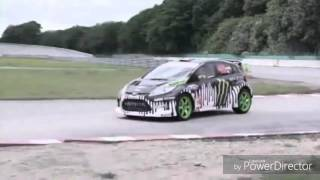 Ken Block's | DRIFT | Ford Fiesta | Dubai |