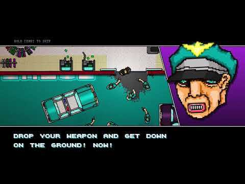 THIS GAME IS BLOODY! Hotline Miami 2: Wrong number |