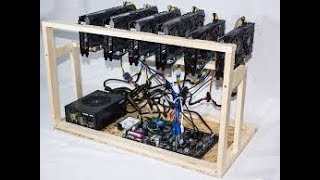 HOW TO MAKE GPU MAINING RIG IN TAMIL CONTACT ME