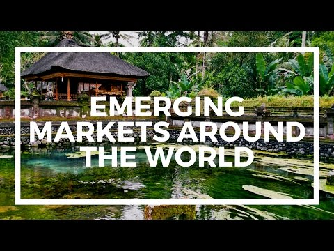 Emerging markets you've NEVER heard of...