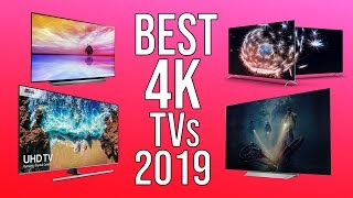BEST 4K TV 2019 | TOP 10 BEST 4K TVs of 2019