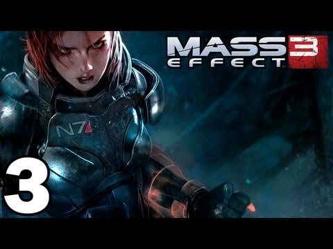 Mass Effect 3 - Part 3 - Chasing Eva (Feat. The Illusive Man)