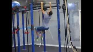 insane crossfit wod in west la flying pull ups 40 box jumps backflip burpee muscle ups wtf