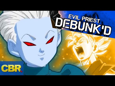 Dragon Ball Super Theory Debunkd: Is Grand Priest Actually Evil? | Episode 3