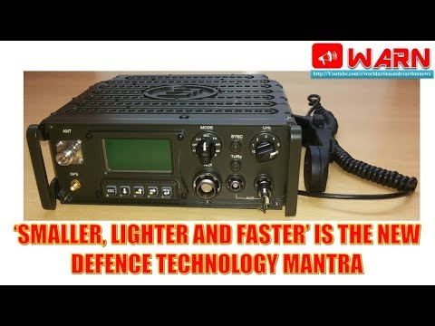 Analysis : 'Smaller, lighter and faster' is the new defence technology mantra