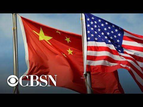 U.S.-China tensions escalate over COVID-19 response